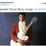 LONG LIVE ROCK AND ROLL...AND MR CHUCK BERRY 1