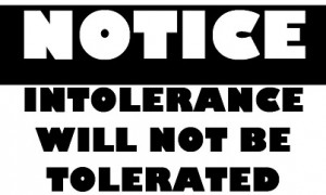 PRACTICING TOLERANCE IN AN INTOLERABLE WORLD 17