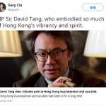 THE END OF THE TANG DYNASTY 0